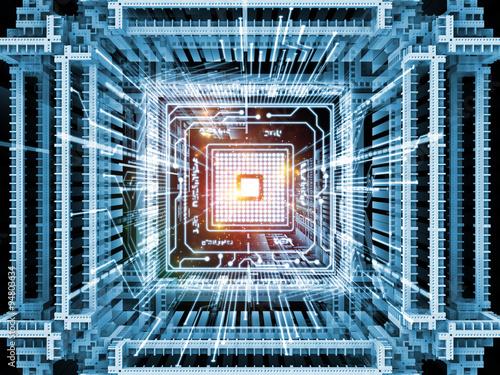"""Virtualization of CPU"""" Fotos de archivo e imágenes libres de"""
