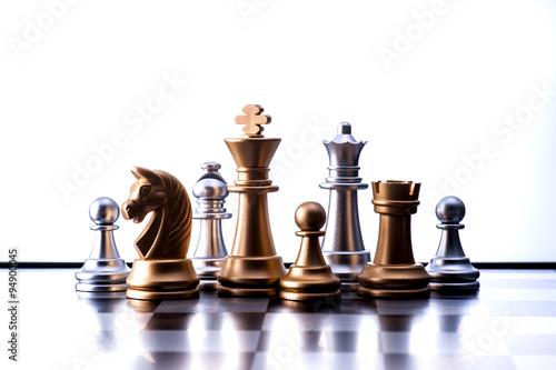 Poster チェス