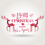 Fototapety Merry Christmas