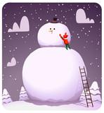 Navidad_muñeco_de_nieve