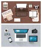 Desktop and devices evolution