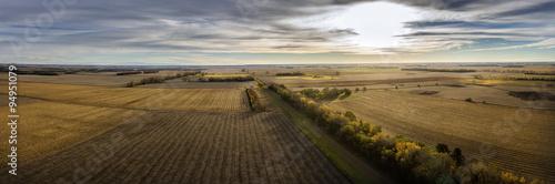 Autumn Crop Land