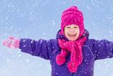 Fototapety Happy Winter
