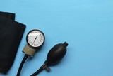 Blood pressure meter medical equipment