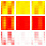 Duotone, red, yellow...