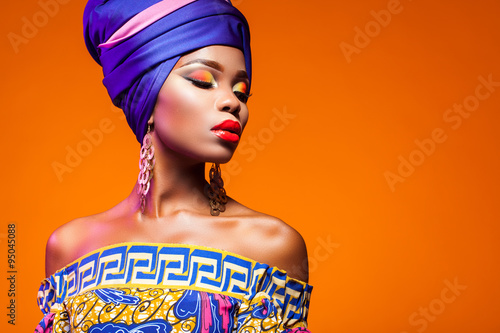hot African Beauty