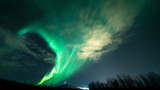 Northern Lights over Kiruna