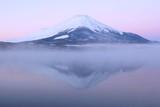 Fototapety 富士山と山中湖
