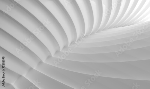 Staande foto Abstract wave line Background