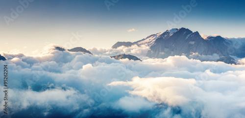 Poster Italienischen Dolomiten