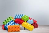 Fototapety Lego.