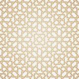 Seamless weave pattern in oriental style - 95315247