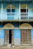 Stone town on Zanzibar island