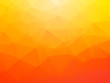 brightly orange background