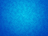 Fototapety abstract blue linking dots background