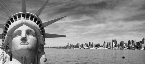 Foto op Aluminium Toronto beautiful tourism travel concept for new york city