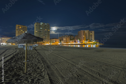 Playa de la concha oropesa del mar castell n stock - Mare castellon ...