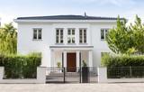 Fototapety Einfamilienhaus in Deutschland