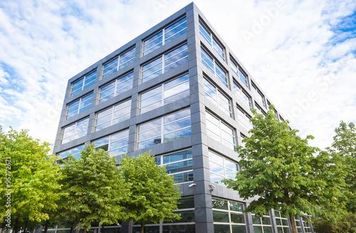 Foto Murales modernes Gebäude, Büro