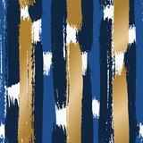 Fototapety Abstract Brush Strokes Pattern