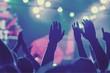 Obrazy na płótnie, fototapety, zdjęcia, fotoobrazy drukowane : Popular Music Concert.