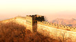 Great Wall sunset