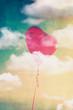Obrazy na płótnie, fototapety, zdjęcia, fotoobrazy drukowane : heart shape balloon
