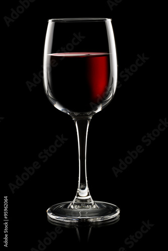 Plakat Red wine