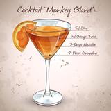 Cocktail Monkey Gland