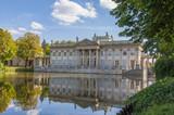 Fototapety Warsaw Royal Lazienki Palace