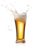beer splash - 96137093