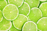 Lime slice background
