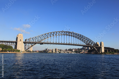Poster Sydney Harbour Bridge - Sydney NSW Australia