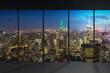 Obrazy na płótnie, fototapety, zdjęcia, fotoobrazy drukowane : New York Night View
