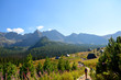 Tourism in the Tatra Mountains