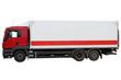 Detaily fotografie Red truck