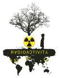 radioactivity tree mutation with child