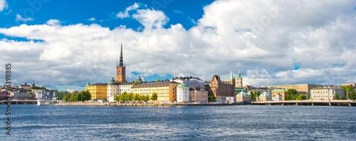 Fotobehang Stockholm, Sweden