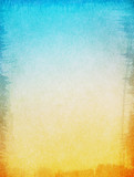 Blue Yellow Texture Background