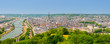 Panorama of Rouen