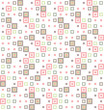 Abstract coloful seamless texture