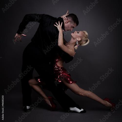 obraz PCV Dance partners