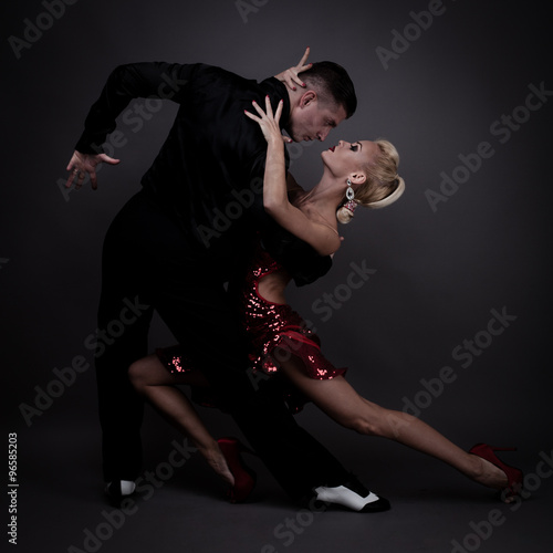 obraz lub plakat Dance partners