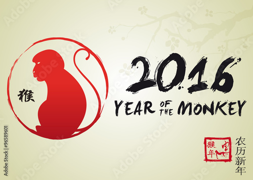 This is the year of the MONKEY