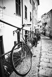 Fototapety Biciclette nel vicolo