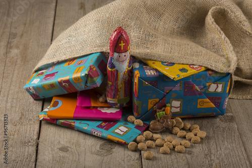 gifts for Sinterklaas Poster