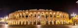 Fototapety The Arena di Verona at night - Italy