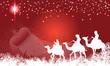 Obrazy na płótnie, fototapety, zdjęcia, fotoobrazy drukowane : Wisemen on their way to Bethlehem with baby jesus background