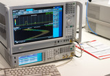 Signal analyser with real-time