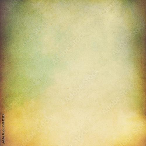 Fototapeta Fog on Old Paper
